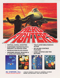 Aero_Fighters_Poster