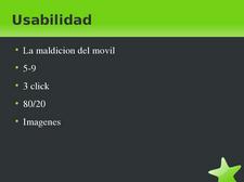 Desarrollo Movil - Slides14